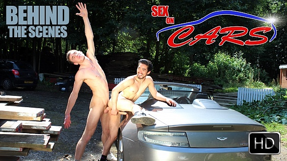 Sex On Cars | Behind The Scenes Bonus
